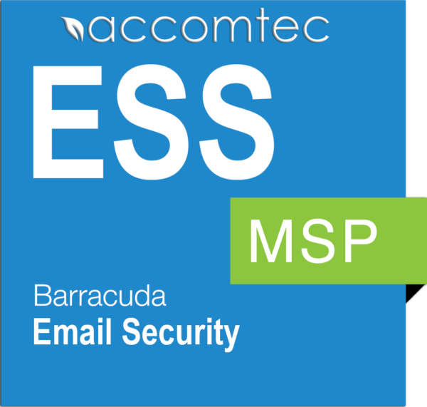 Accomtec Barracuda Email Security Tile